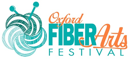 We're happy to be part of the 2018 Oxford Fiber Arts Festival!
