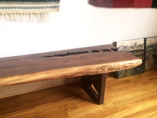 Roxie Woodworks Bench