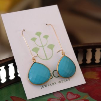 Tisch Jewelry Werks earrings