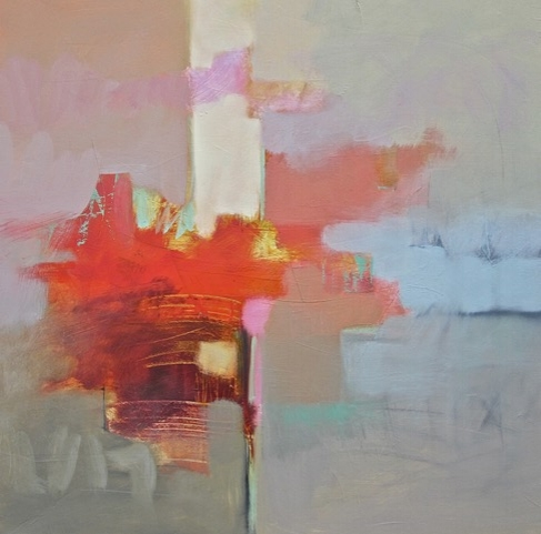"""""""Second Chances IV"""" // Oil on Canvas, 30""""x40"""" // Pam Hassler :: $2,400"""