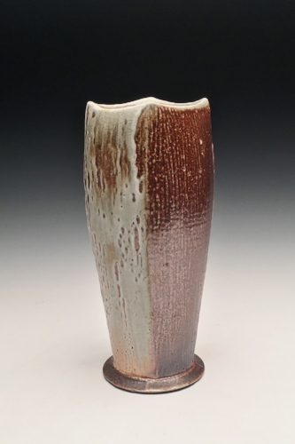 ceramic vase by Andrew McIntyre