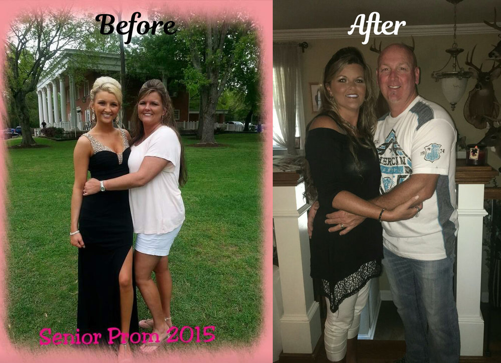 CAcafe customer Bridget Asher lose weight