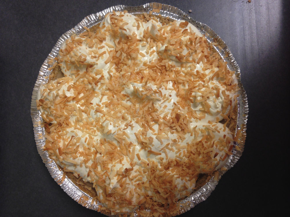 CAcafe coconut coffee cream pie 9