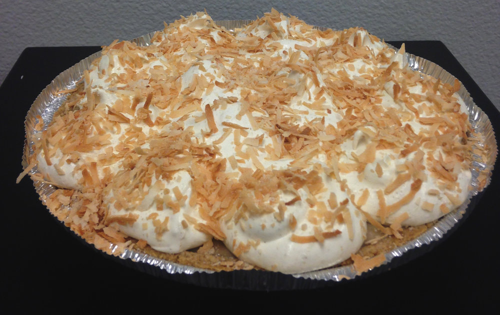 CAcafe coconut coffee cream pie 10