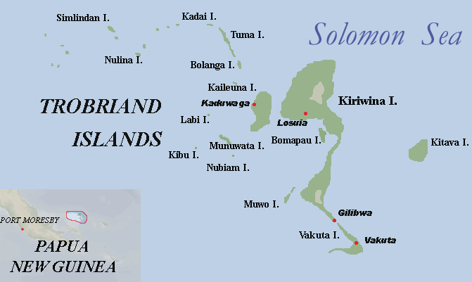 Coconut Trobriand Islands