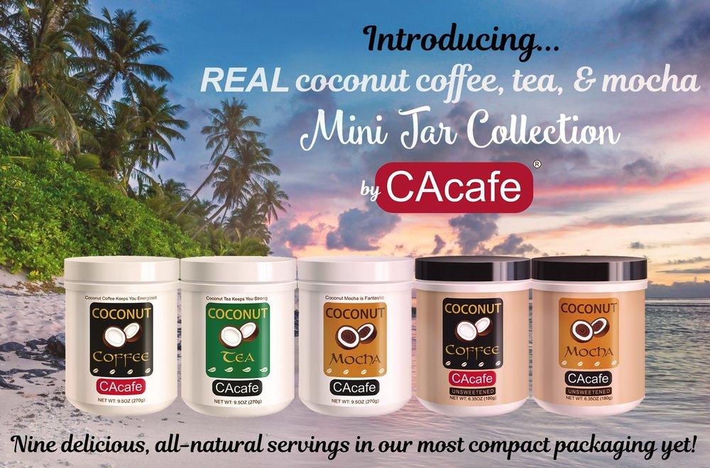 mini jar CAcafe