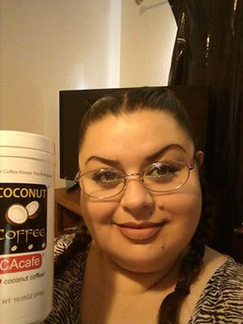 CAcafe customer review yummy weight loss