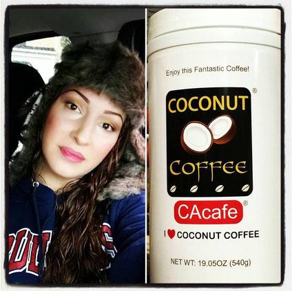 CAcafe customer story antioxidants coffee