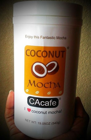 CAcafe customer story review coconut mocha energy skin