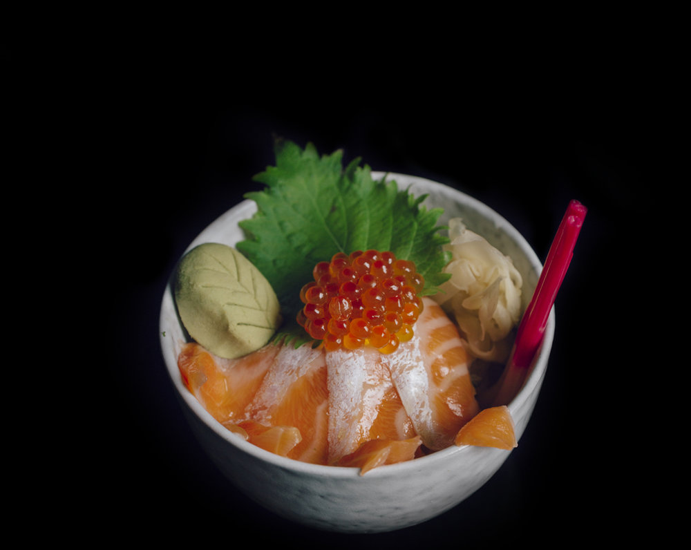 Salmon & Roe Bowl