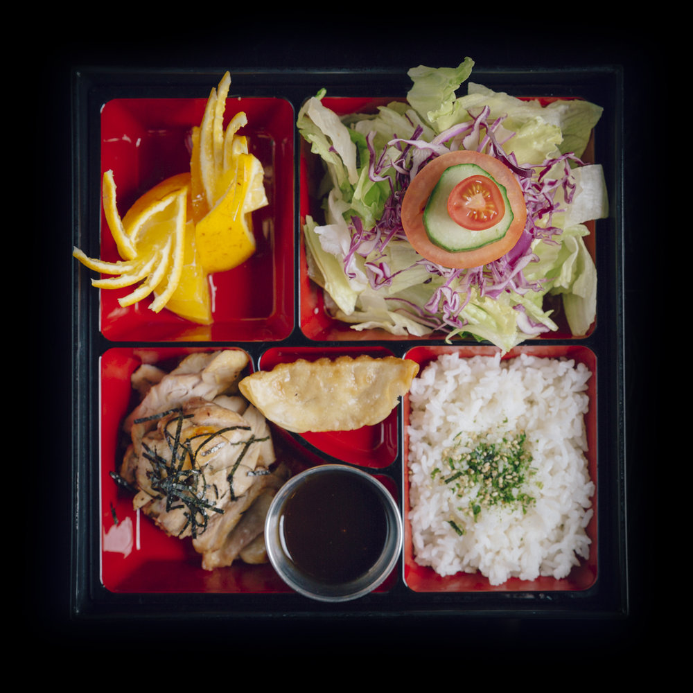 Children's Chicken Teriyaki Bento