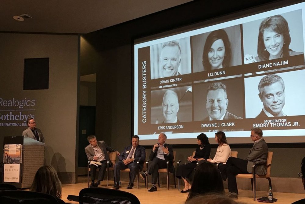 The Industry Experts panel covered a number of topics in a theme that surrounded the notion of community in a digitized world.