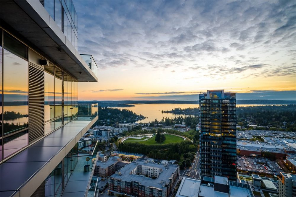 Bellevue Penthouse, currently offered at $5 million, garnered unprecedented exposure in its Puget Sound Business Journal feature.