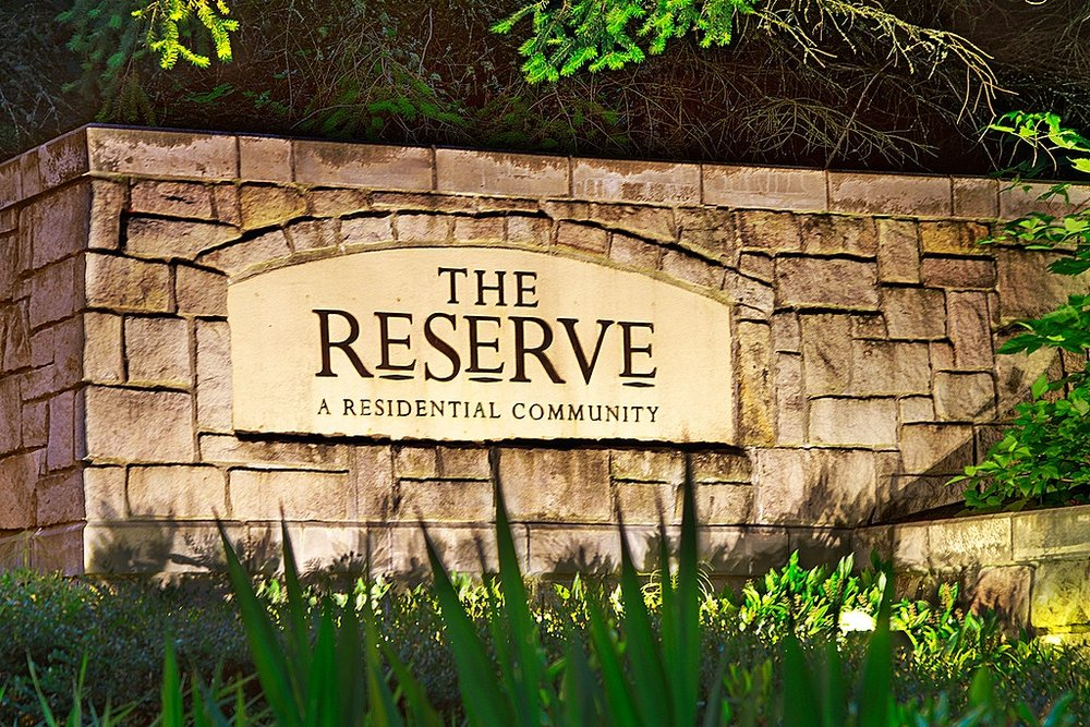 Reserve sign evening.jpg