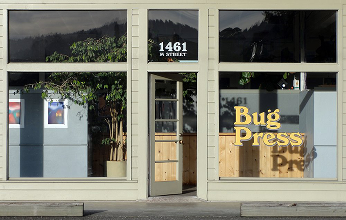Bug Press Arcata