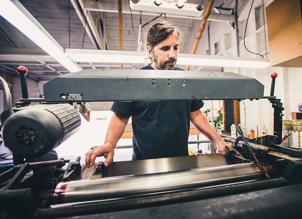 printing at bug press.JPG