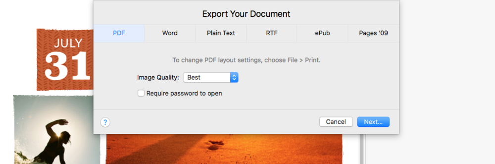 export-pdf-in-pages