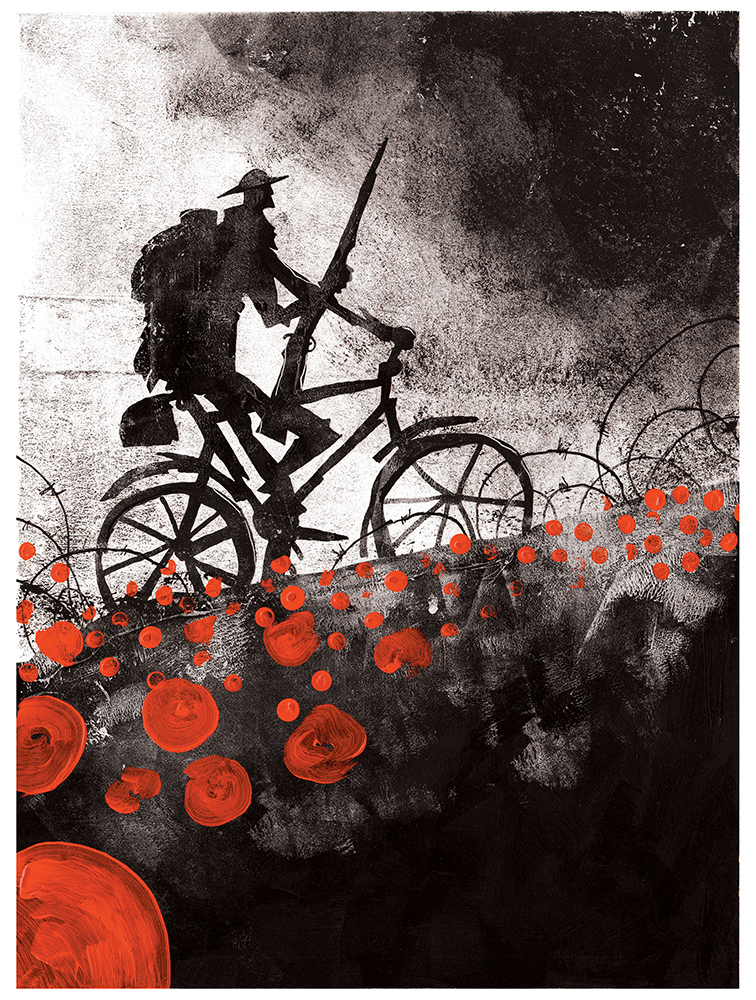 Jeffrey Alan Love - Bicycles in War.jpeg