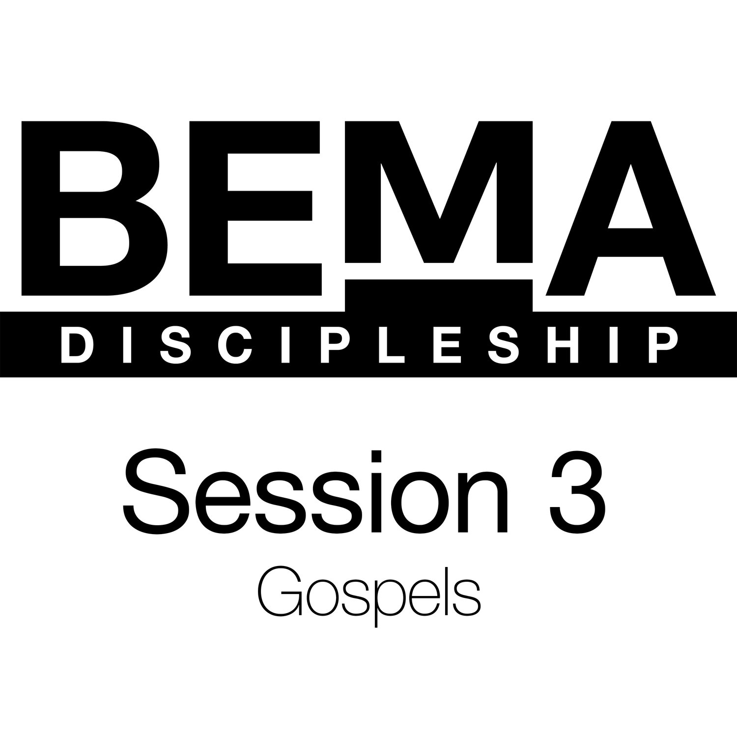 126: Trapped By A Question BEMA Session 3: Gospels podcast