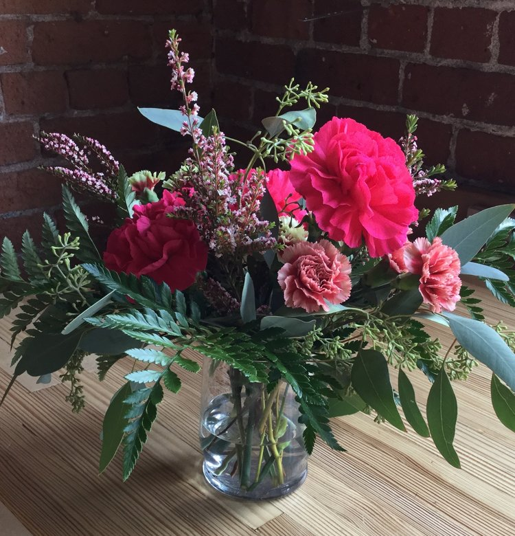 Flower Bouquets & Services — Parrish & Grove Botanicals