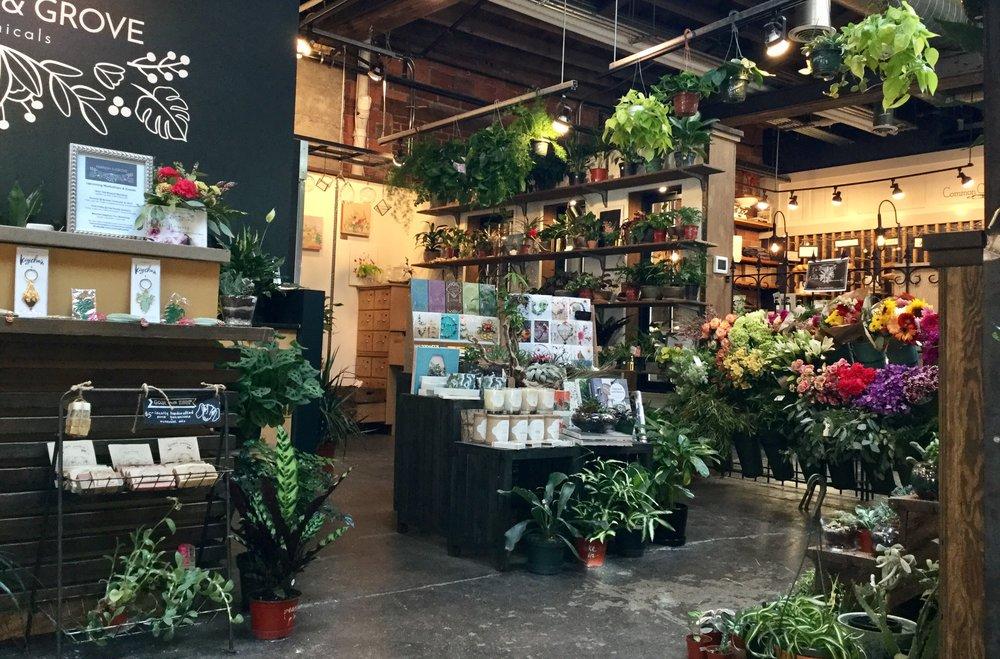 - Parrish & Grove Botanicals