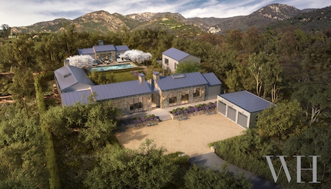 819 Ashley Rd. Estate Site with Plans by William Hefner Studios - $4,750,000
