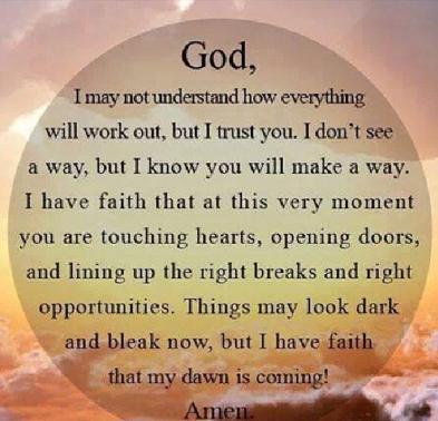 PRAYER AGAIN