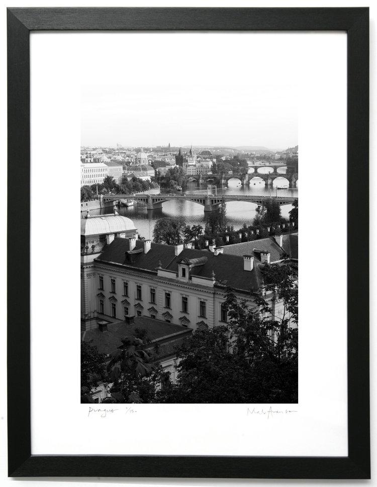 Framed Prints Of Prague Bridges Prague Mark Anderson