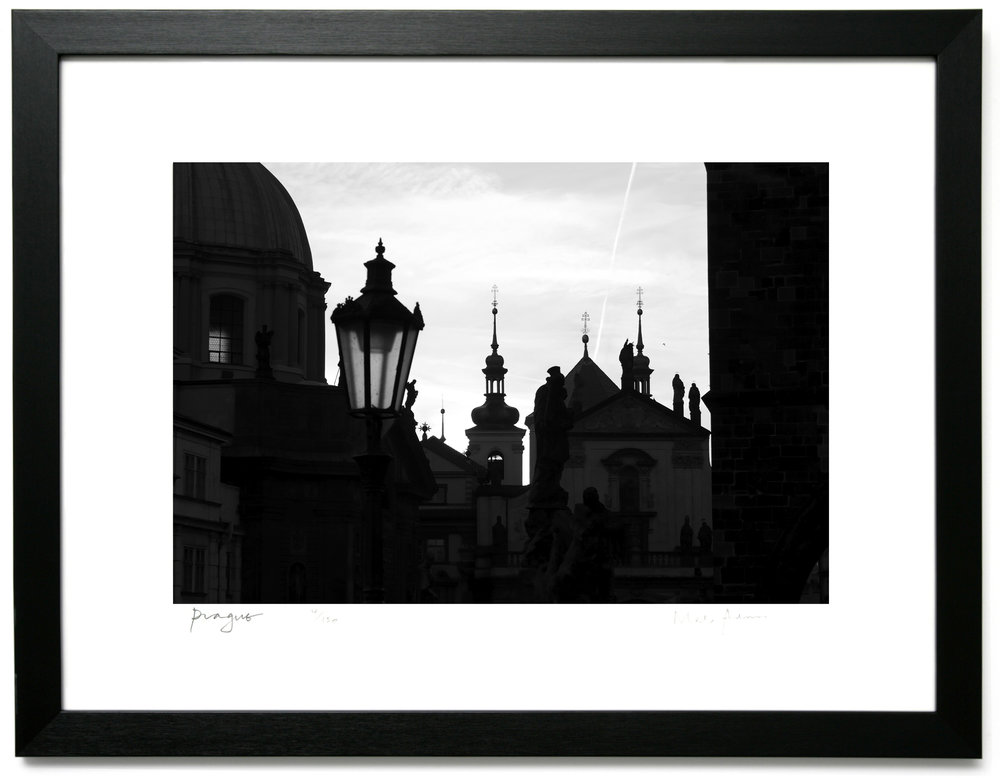 Framed Prague Black & White Prints — The Photoart Gallery