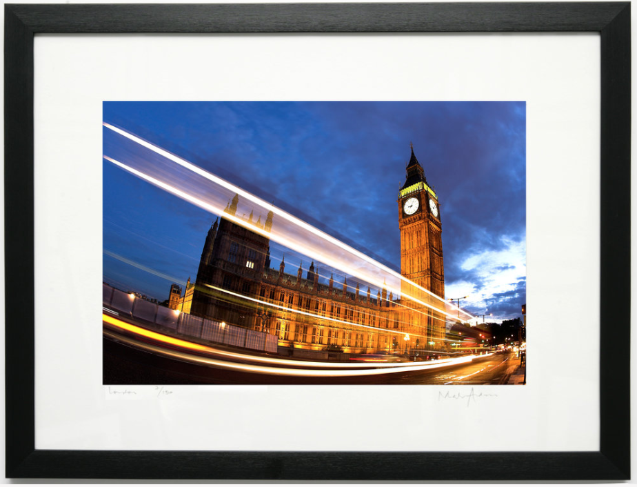 Framed London Prints Colour -
