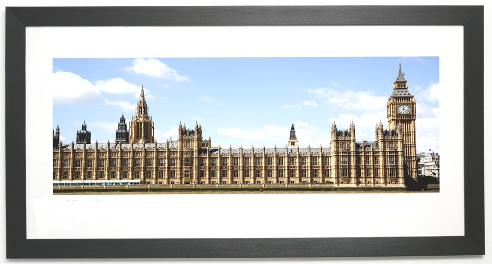 Framed London Panoramic Prints — The Photoart Gallery