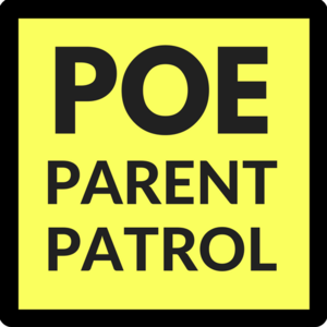 Join the Poe Parent Patrol - Our Poe Parent Patrol helps to ensure morning drop off is safe and efficient for everyone. Sign up today for a volunteer slot.