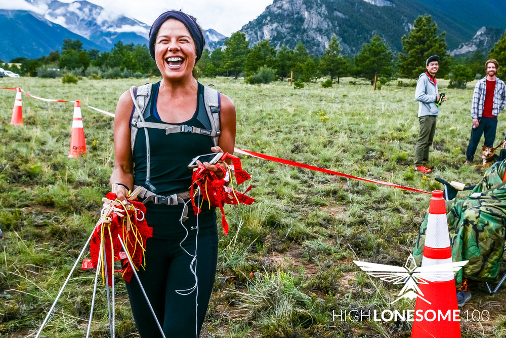 Volunteer at the High Lonesome 100