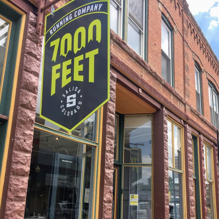 7000 Feet Running Company - No mountain town is complete without a local specialty running store, so when 7000 Feet opened its doors in early 2017 everyone was thrilled. A great store with even greater people, 7000 Feet has everything a runner needs. Locals can give you the beta on good trails and conditions, whilst providing you with the gear you'll need. Andrew (the owner) has been a huge help to the race, and we highly encourage all our runners to help support this amazing store.Racers that arrive early to the area should be sure to check out the store!