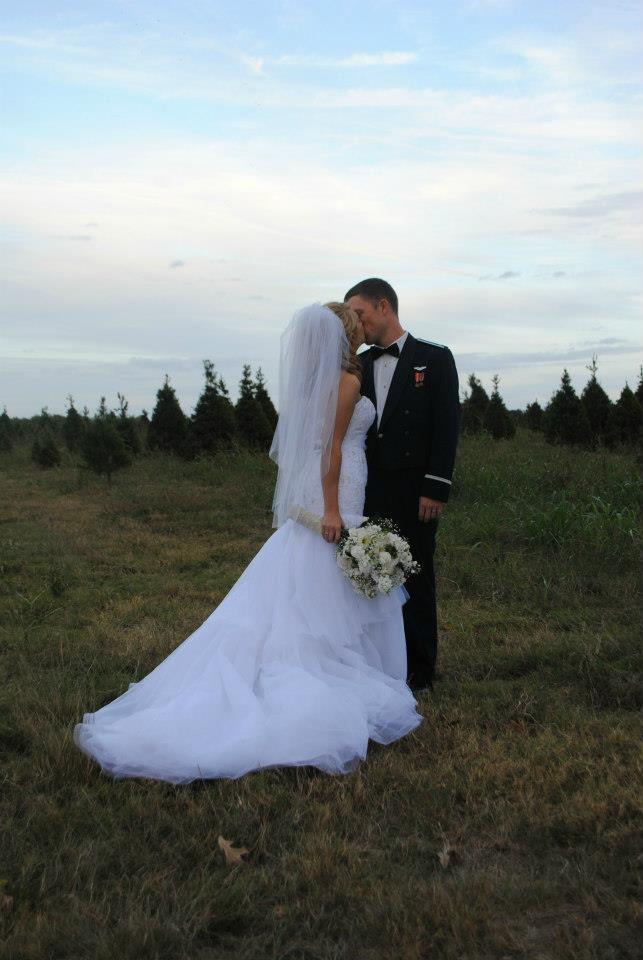 Copy of Romantic Christmas Tree Farm Wedding