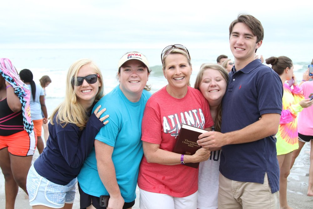 Beach Camp means the world to me! -