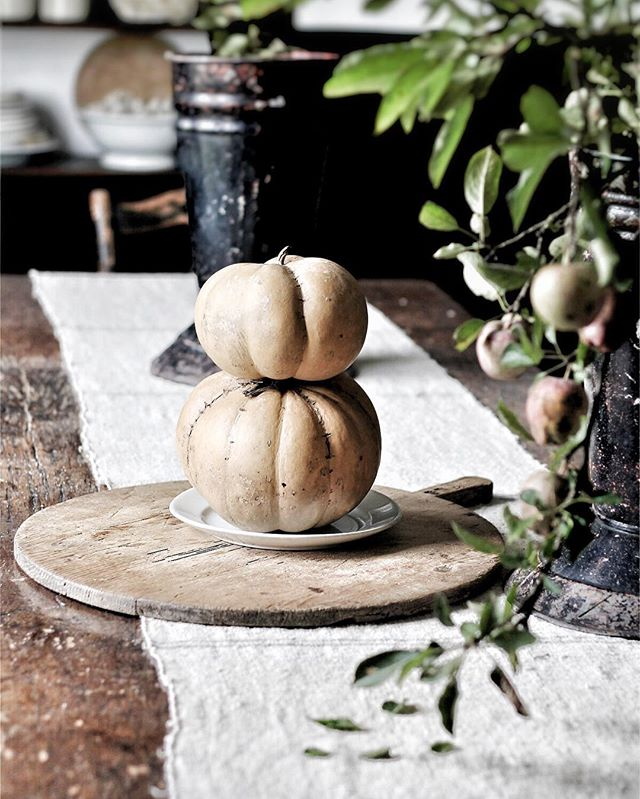 Woohoo, Happy first Friday of fall, my friends!! 🍃🍂🍁 That's a lot of f's! 😝 Oh, keeping with that, don't forget to enter to win this fabulous French antique breadboard! Entering is easy, just snap a pic of your favorite shot from our story in @countrylivingmag & tag @houseofharvest on the photo. I love hearing from you so please leave a comment & follow, thanks everyone & happy snapping! 📸 winners will be randomly selected Oct.3rd, US only.  Oh, and I'm also sharing this pic for my #farmhousesimplicity tagged by the sweet @crookedcreekcottage . Have a wonderful weekend everyone!!