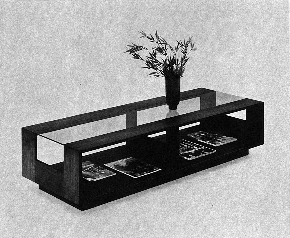John Caldwell Design Today Coffee Table