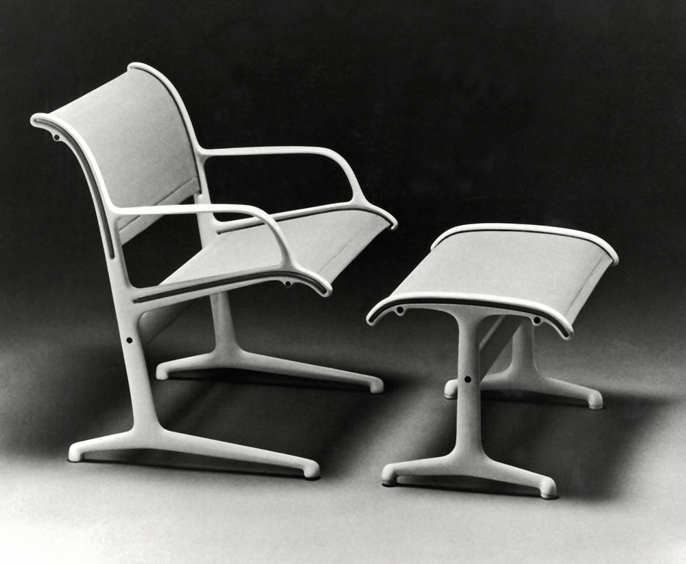 John Caldwell Design Cast Chair