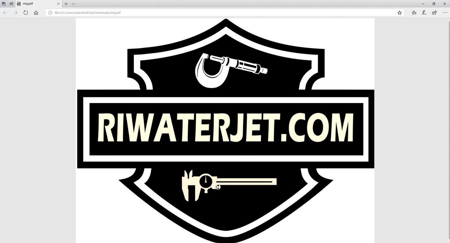 RI Waterjet LLC