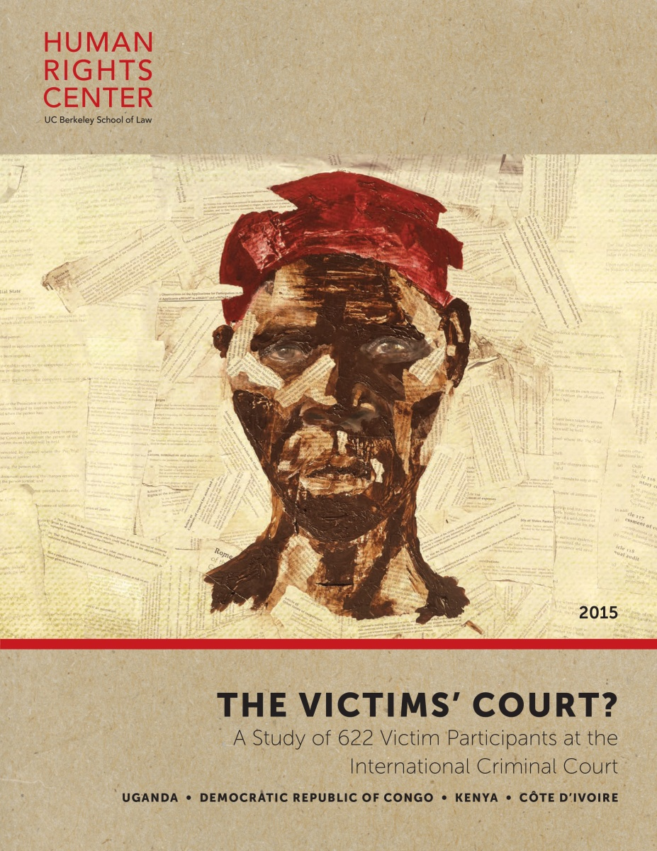 The Victims' Court?, cover page