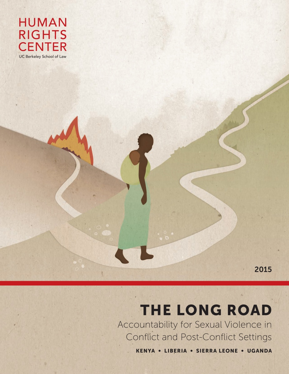 The Long Road, cover page