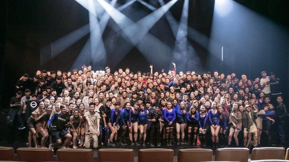 Singapore | O School Hip Hop Urban Dance Dance studio | Squarespace | O School Recital