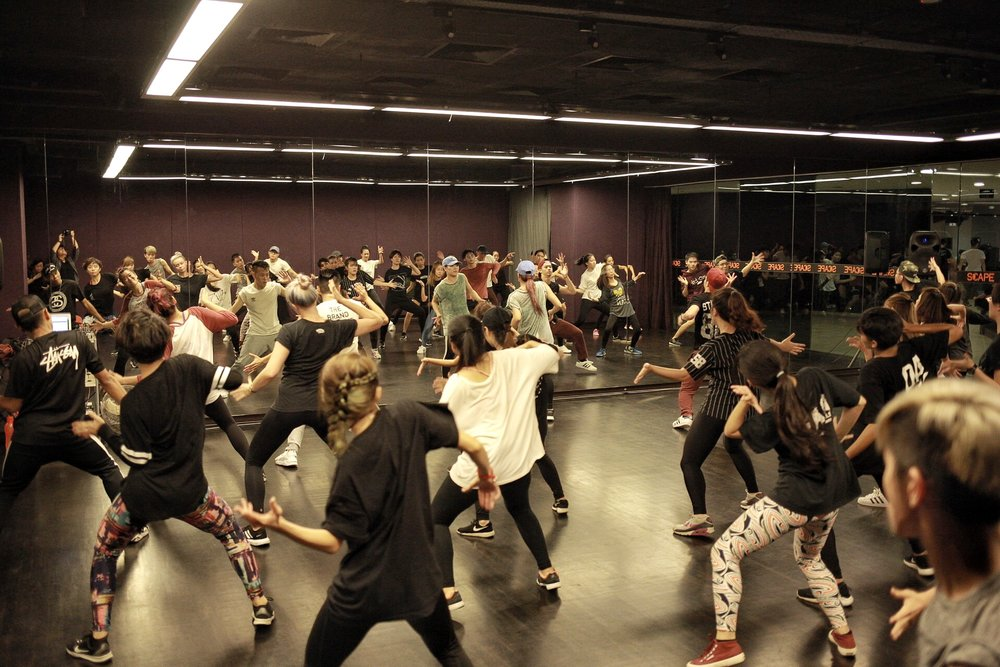 O School Open Class Dance