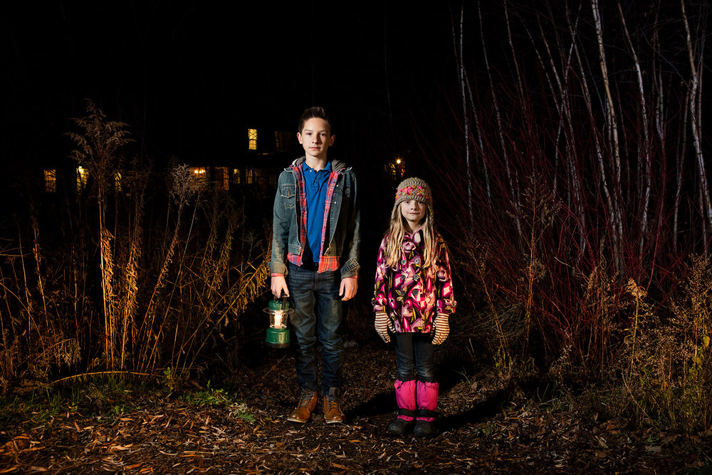 Mason and Lulu- Bayside. 2015