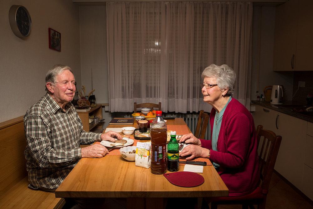 Wednesday: Norbert & Marie-Josée. 2015