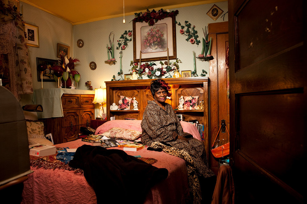 Willie Mae, Manhattan. 2011