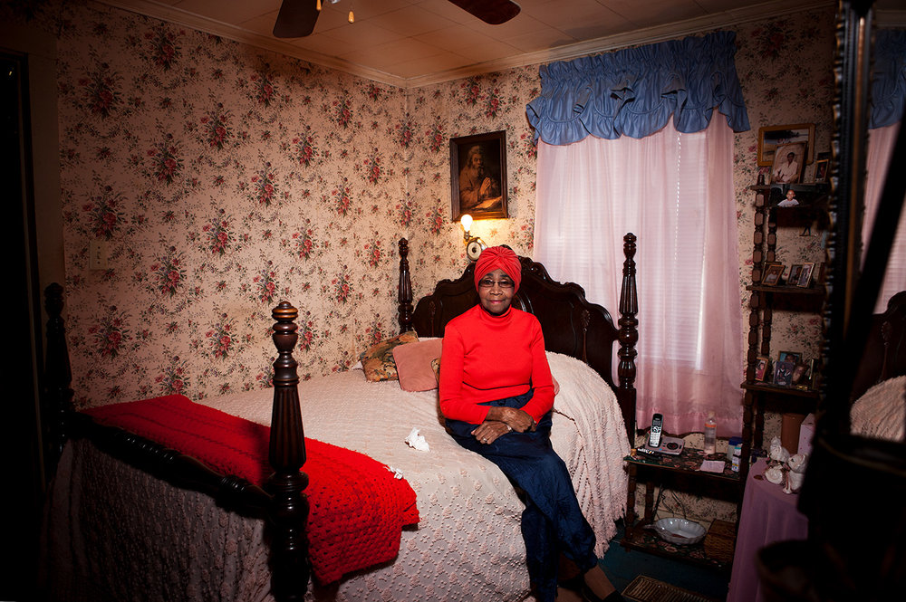Doris, Hattiesburg. 2012