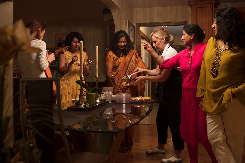 Dinner Party- Sari 05. 2017