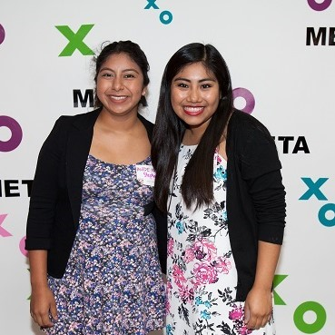 APRIL 2018 CHARITY PARTNER - META (Making Education the Answer) is a 501(c)(3) nonprofit organization that provides college scholarships and mentorship to Latino youth in Southern California with the vision of increasing the opportunities for Latinos to become successful business and community leaders.